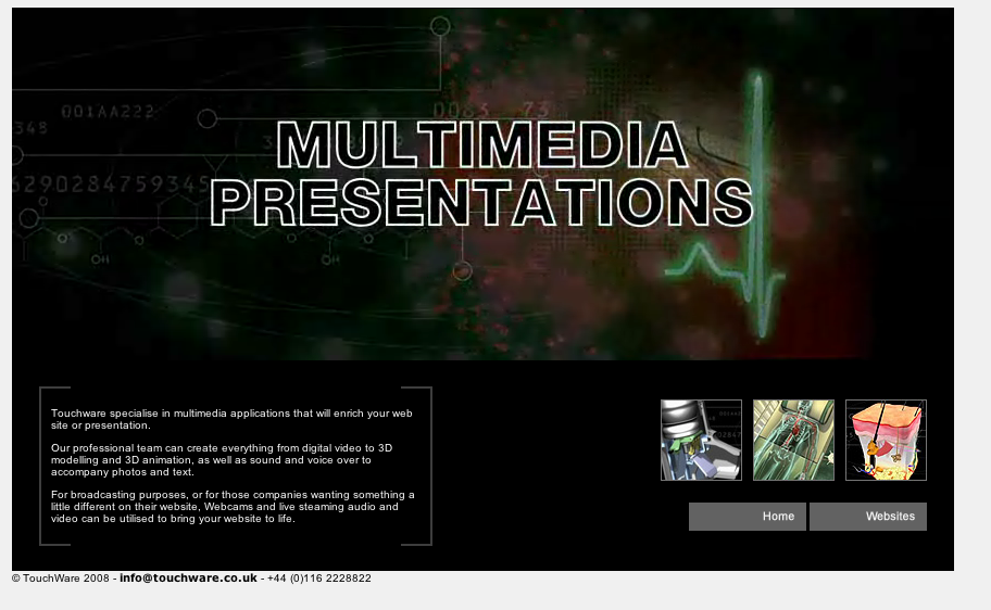 Presentation animation