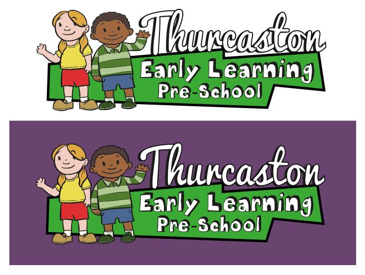 Thurcaston Early Learning Pre-School logo